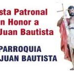 Fiesta en Honor a San Juan Bautista