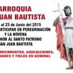 Novena en Honor a San Juan Bautista